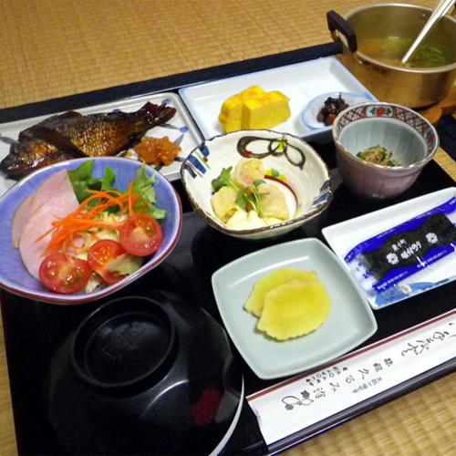 【信州朝ごはん】お部屋食でいただく朝食付◆最終チェックイン21時まで