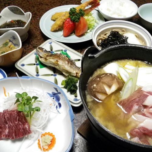 1泊2食付◆お部屋食でゆったりと信州の味覚を味わう