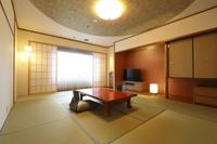 ■和室10畳禁煙■やっぱりみんなで泊まりたい!
