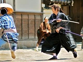 【ファミリー・家族旅行】京都のテーマパーク「東映太秦映画村」チケット付(食事なし)