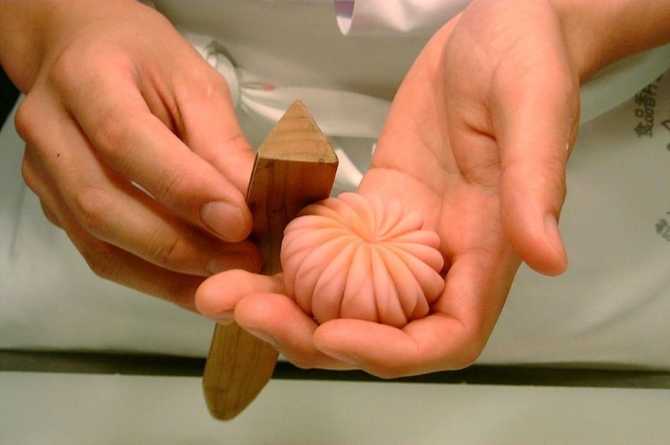 【特別コラボ企画】京菓子の老舗で職人技を体験(食事なし)