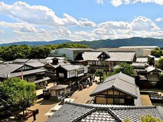 【家族旅行】京都のテーマパーク「東映太秦映画村」チケット付(食事なし)