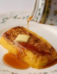 【数限定】朝食にフレンチトーストを召し上がれ♪