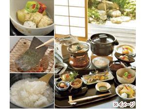 朝を贅沢に優雅な時間を過ごす〜すっぽん小鍋のこだわり朝食付〜