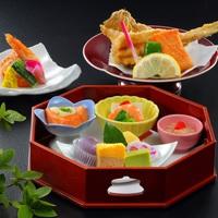 【3組様限定】\料理&客室グレードアップ!「蔵王牛ステーキ」&「厳選・海鮮鍋付き四季の膳」で満喫