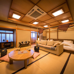 ◆露天風呂・家族風呂付客室◆(和室8帖〜12帖+風呂)