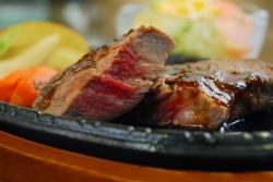 【美肌県しまねの地酒・県産米プレゼント】ご夕食はしまね和牛ステーキセットで★