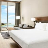 【基本プラン】モダンなデザインのサンフランシスコ湾の眺めが素晴らしいホテル♪