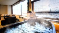 【露天風呂付スイート指定】自由に過ごすことが贅沢。湯畑源泉100%かけ流しの温泉を独占〜素泊まり〜