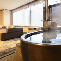 【露天風呂付スイート指定プラン】お部屋で湯畑源泉100%かけ流しの温泉を独占
