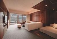 新館ラグジュアリースイート 温泉付き 111号室(恋華の間)
