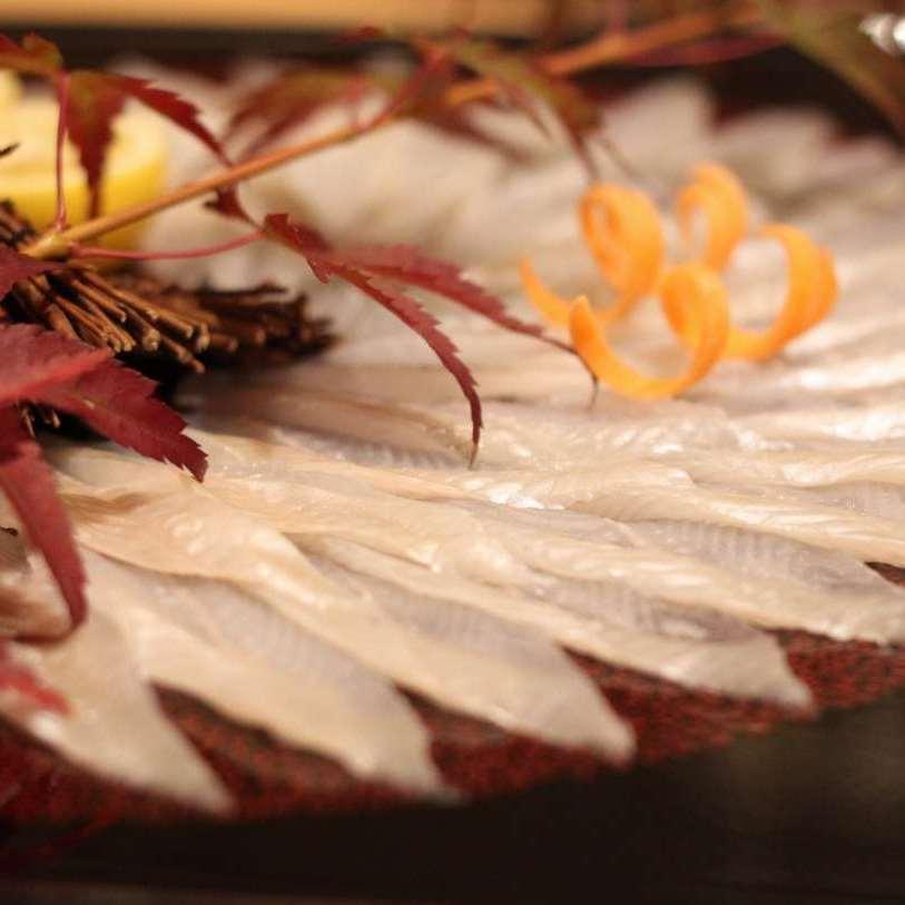 【選べるお刺身】新鮮さが自慢の生千里!穴子・鯛・お任せからセレクト★ご夕食は半個室「露天風呂付客室」
