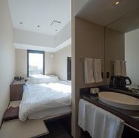 【9平米/ベッド150cm】ミニマルシングル(シャワー無)