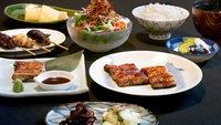 【花遊小路 江戸川の夕食付】鰻専門店でいただく「オリジナルコース」