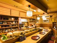 【しぐれ茶屋侘助の夕食付】 「季節のお料理」を心ゆくまでご堪能いただけるおすすめコース