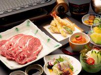 『国産牛リブロースステーキ』食べ放題プラン