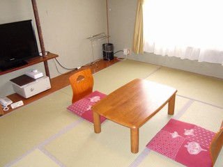 和室6畳バス・トイレ無 【定員1〜2名】