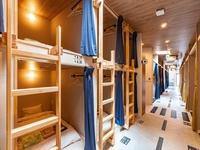 【冬春旅セール】しまなみ海道サイクリストのためのホステル<素泊まり>