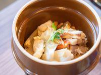 【SHIMAコース】ボリューム満点!鯛の土鍋飯+麻婆豆腐の1泊夕食付きプラン