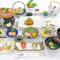 【 会席料理 】ご夕食グレードアップ!10品以上のメニューで美味しい思い出を≪2食付≫
