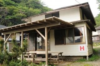 西伊豆堂ヶ島貸別荘10人用1戸建て