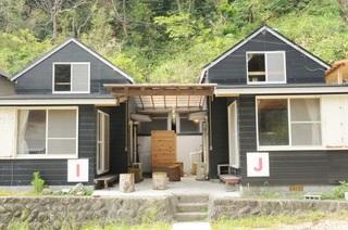 西伊豆堂ヶ島貸別荘6人用1戸建て