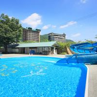 夏旅行を満喫★滞在中プール無料★【オールインクルーシブ】かけ流しの温泉と選べるお料理でおもてなし