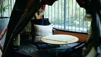 【HOTEL GLAMPING PREMIUM】ハンモックで優雅なひと時を。<館内券付・お食事なし>