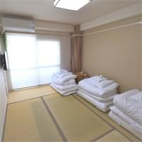 トリプルルーム 専用バスルーム キッチン 【禁煙室】