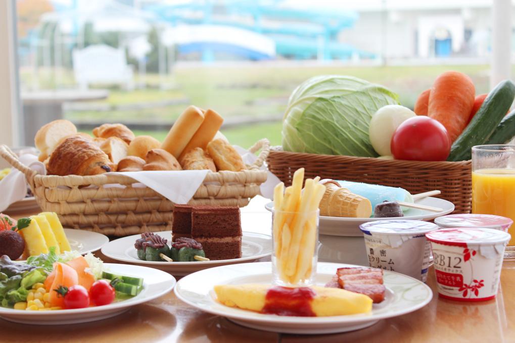 【さき楽55日前楽パック】北海道旅行は早期がお得♪家族に優しいリゾート/朝食付