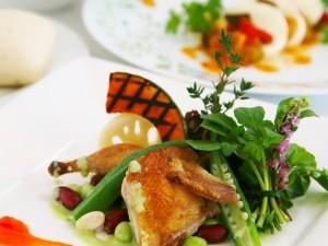 【記念日におすすめ/フレンチディナー】総料理長のスペシャルディナーコース★1泊2食付プラン