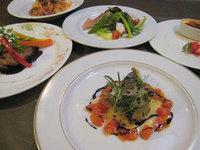 50歳以上歓迎!地産地消ディナー&新鮮な地魚刺身盛合せプラン