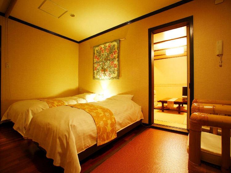 伊豆高原 ハワイアンスタイルホテル【アメリカンハウス エンジェル・キッス】