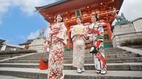 着物で京都観光を楽しもう!お好きなコーディネートができるレンタル着物プラン