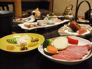 【選べる焼肉♪】静岡牛また猪肉陶板焼きプラン