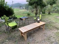 プライベートガーデンでBBQ 雨の日はBBQ小屋でBBQ  朝食付き