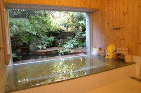 露天とガーデン風呂を楽しむ♪温泉貸切 2食付きカップル プラン