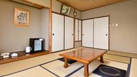 和室12畳(バスなし・トイレ付)