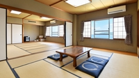 和室27畳(バスなし・トイレ付)