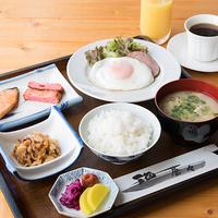 【1泊2食付プラン】夕食は日替わりワンプレート定食☆