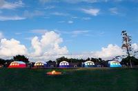 【ペットと泊まる♪ウッドデッキで手ぶらBBQ】犬同伴テント1泊2食付※房州海老2万匹キャンペーン中!