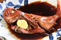 【かざみどり特製!】 豪快!金目鯛一本付きプラン