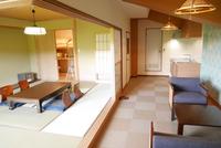 Studio Room 2 専用キッチン付旭岳眺望DXルーム