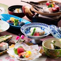 【旬を楽しむ和食の贅沢☆彡】春を彩る 桜鯛会席 〜期間限定〜