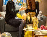 【女子旅】2大特典!スキンケアセット☆スパークリングワイン付き 華やぐ女子会プラン《素泊まり》
