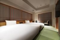 【客室露天風呂付】和室 畳敷 スカイツリービュー