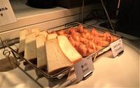 【朝はパン・軽食派のあなたへ】軽食モーニングビュッフェ付きプラン