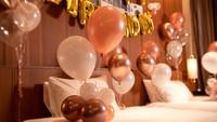 【バースデープラン/バルーン装飾】大切なあの人とスパークリングワインとケーキでお祝い/素泊まり