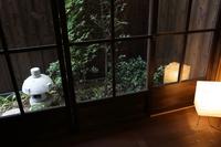 広めの坪庭が人気の京都ぎおんの宿 ふー(No.2)