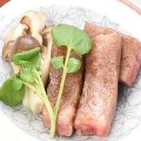お肉が食べたい方におすすめ!!広島県産牛付☆ 厳島会席